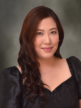 Hon. Rosevi Queenie Belmonte || Member: Research Project and Feasibility; Census and Statistics