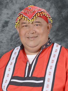 Hon. Rolando Soong || Chairman: Indigenous People and Badjao People